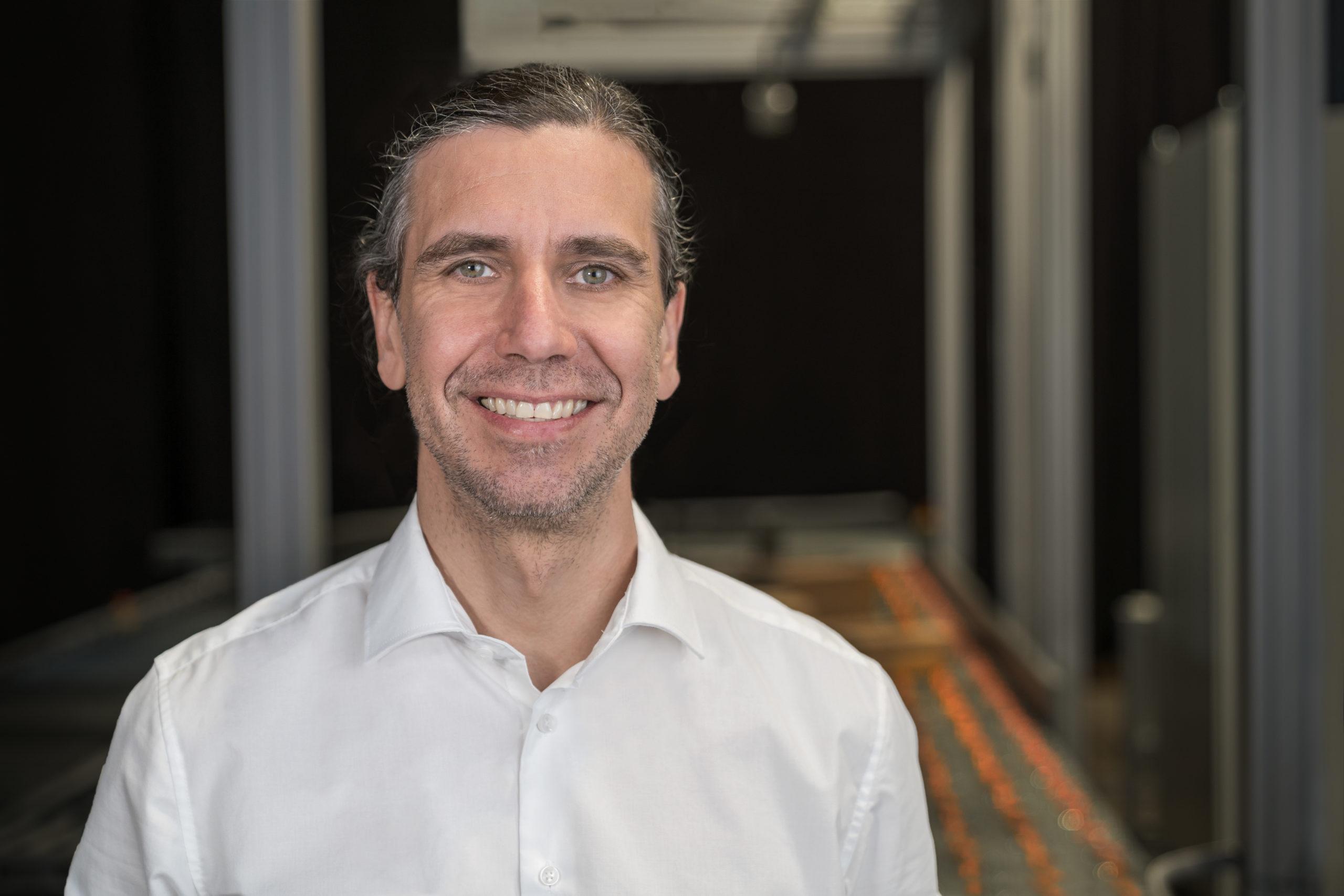 Claudio Uriarte CTO Founder bei cellumation
