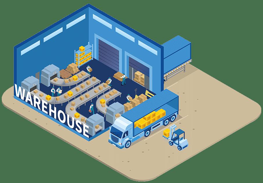 Warehouse Last Mile